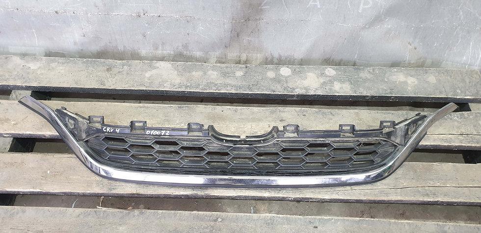 Honda CR-V 4 (RE, RM) 12-18 Решетка радиатора нижняя Б/у Оригинал