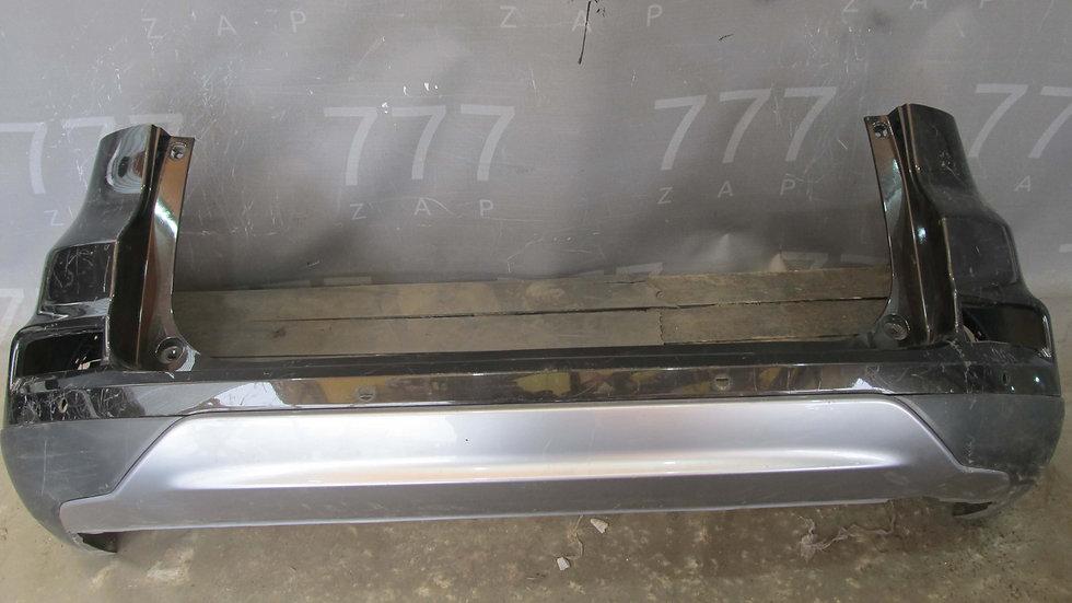 Honda CR-V 4 (14-18) Бампер задний  Б/у Оригинал