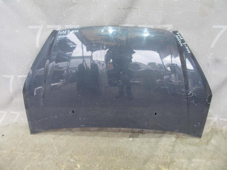 Ford S-Max 1 (06-15) Капот Б/у Оригинал