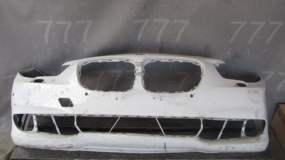 BMW 5 GT (F07) Бампер передний Б/у Оригинал