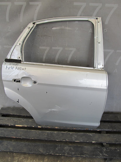Ford  Focus 2 Restail Дверь задняя правая Б/у Оригинал