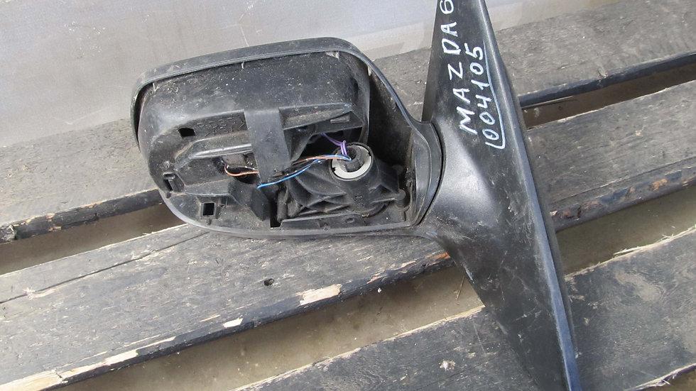 Mazda 3 (BK) Зеркало правое Б/у Оригинал