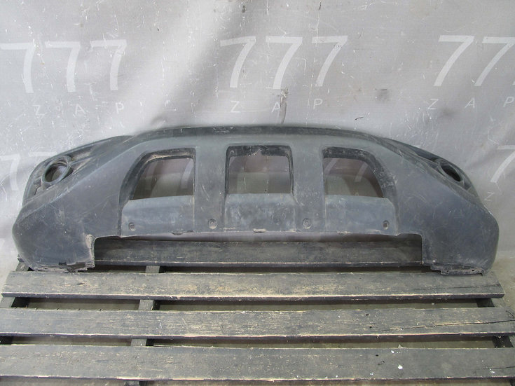 Honda CR-V 4 (RE, RM) 12-15 Юбка переднего бампера   Б/у Оригинал