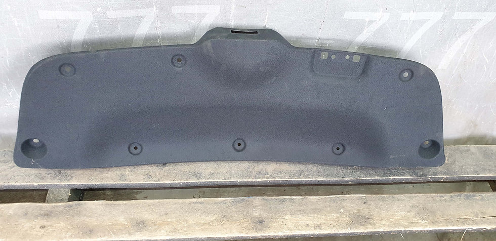 Kia Rio 4 (FB) 17- Обшивка крышки багажника Б/У Оригинал
