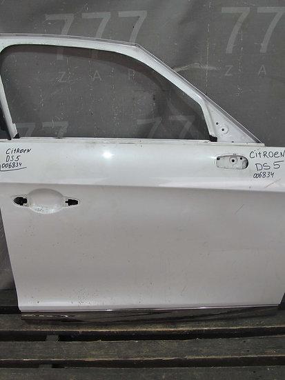 Citroen DS5 (12-15) Дверь передняя правая  Б/у Оригинал