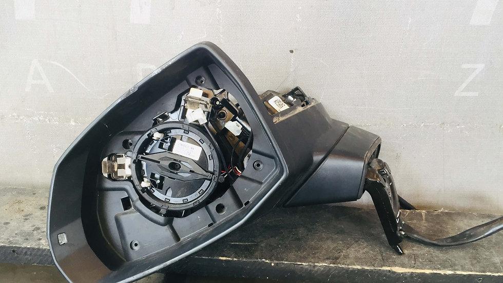 Audi Q5 (80A) 17- Зеркало левое  Б/у Оригинал