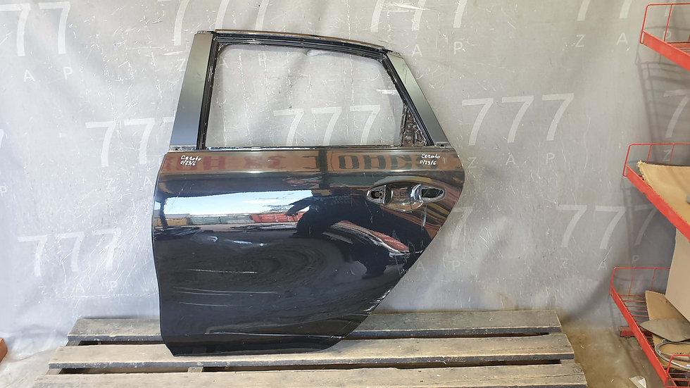 Kia Cerato 4 (18-)  Дверь задняя левая Б/У Оригинал