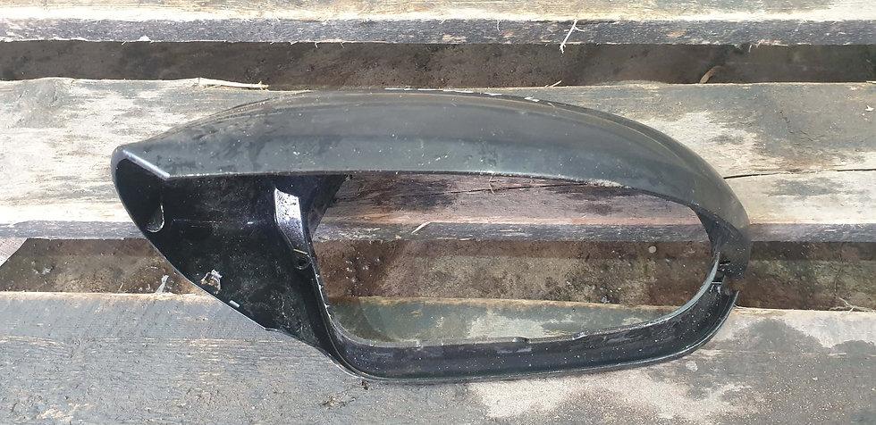 Audi A6 (C7) Крышка зеркала переднего левого Б/у Оригинал