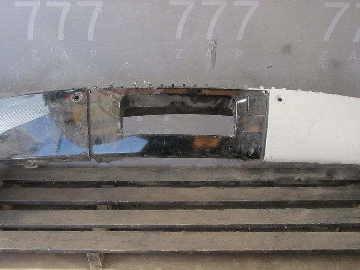 Cadillac Escalade 3 (06-14) Бампер задний  Б/у Оригинал