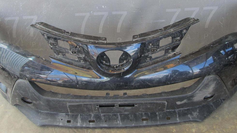 Toyota RAV4 IV (XA40) Бампер передний Б/у Оригинал