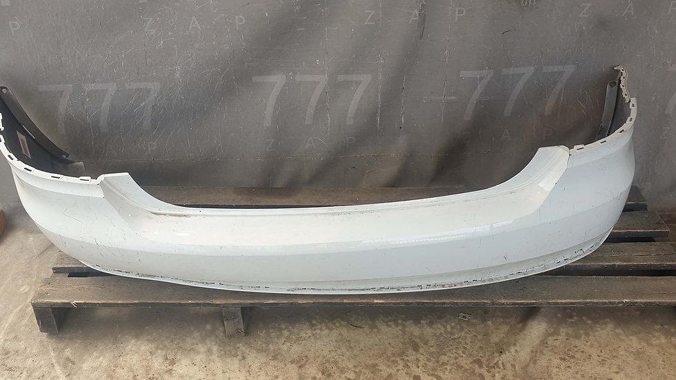 Volkswagen Polo 5 sedan (15-) Бампер задний Б/У Оригинал