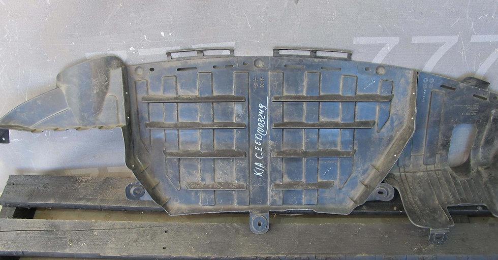 Kia Ceed 2 (JD) Пыльник заднего бампера Б/у Оригинал