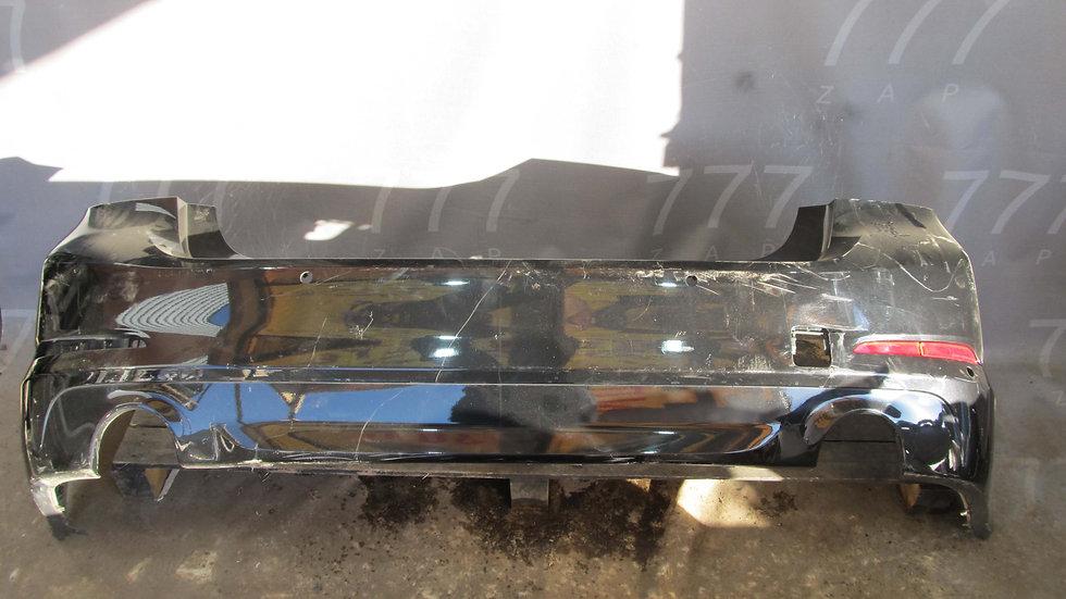 BMW 5-Series (G30/31) Бампер задний Б/у Оригинал