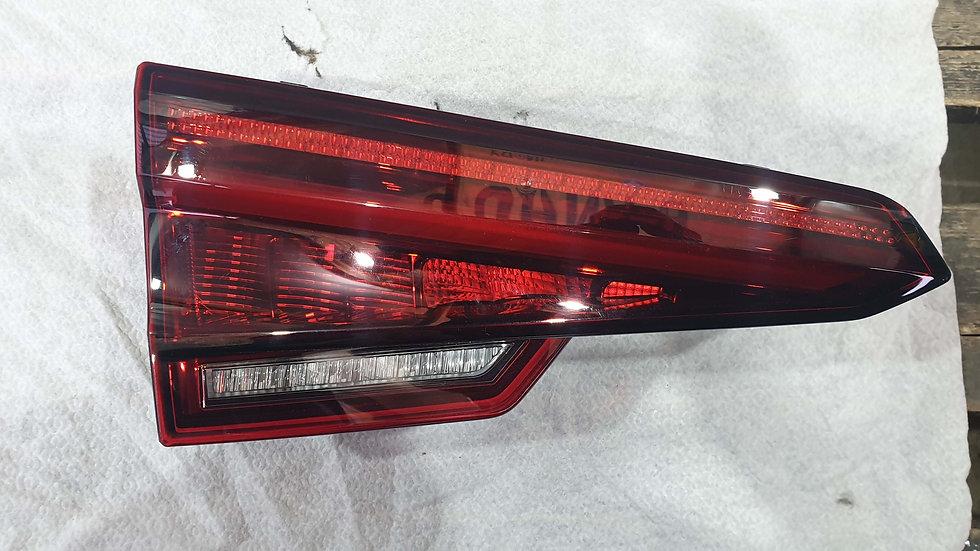 Audi A4 (B9) 15- Фонарь задний левый внутренний LED Новое Оригинал
