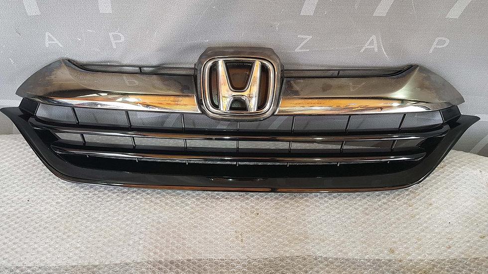 Honda CR-V 5 (RW) 16- Решетка радиатора Б/у Оригинал