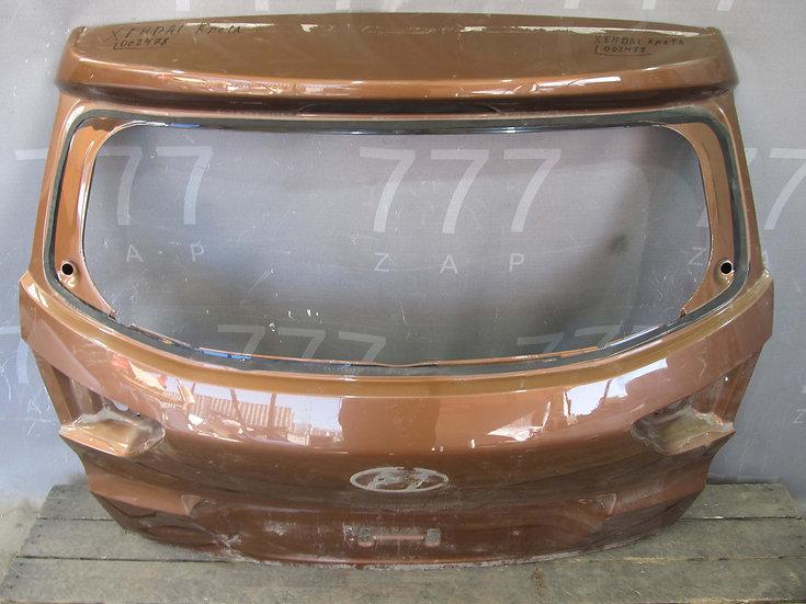 Hyundai Creta (GS) 15г- Крышка багажника Б/у Оригинал