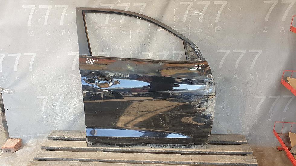 Hyundai Tucson 3 15- Дверь передняя правая Б/У Оригинал