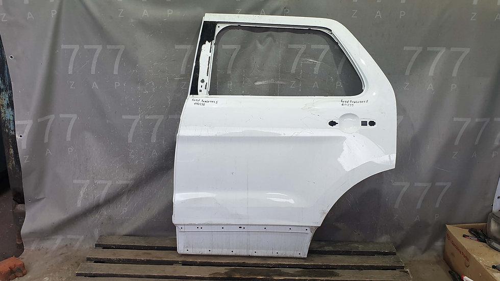Ford Explorer 5 Дверь задняя левая Б/у Оригинал