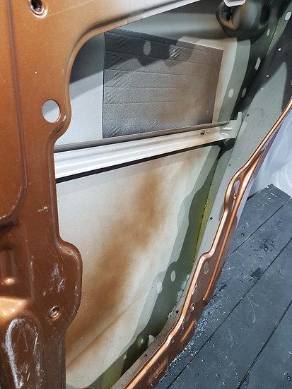 Ford Fiesta 6 дверь задняя правая Б/у Оригинал
