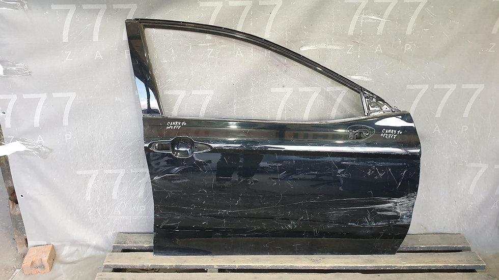 Toyota Camry (XV70) 17- Дверь передняя правая Б/У Оригинал