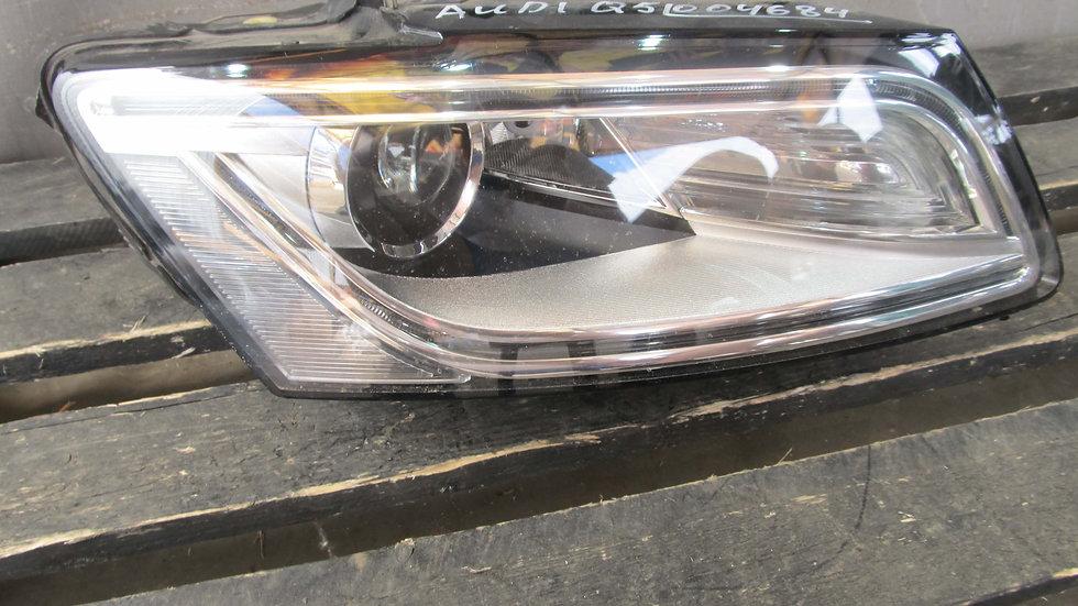Audi Q5 (8R) Фара правая Б/у Оригинал