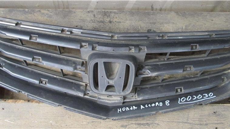 Honda Accord 8 (CU) Решетка радиатора  Б/у Оригинал