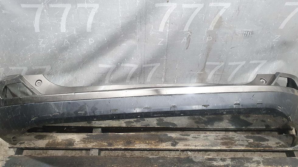 Toyota RAV4 IV (XA40) 15- Бампер задний Б/у Оригинал