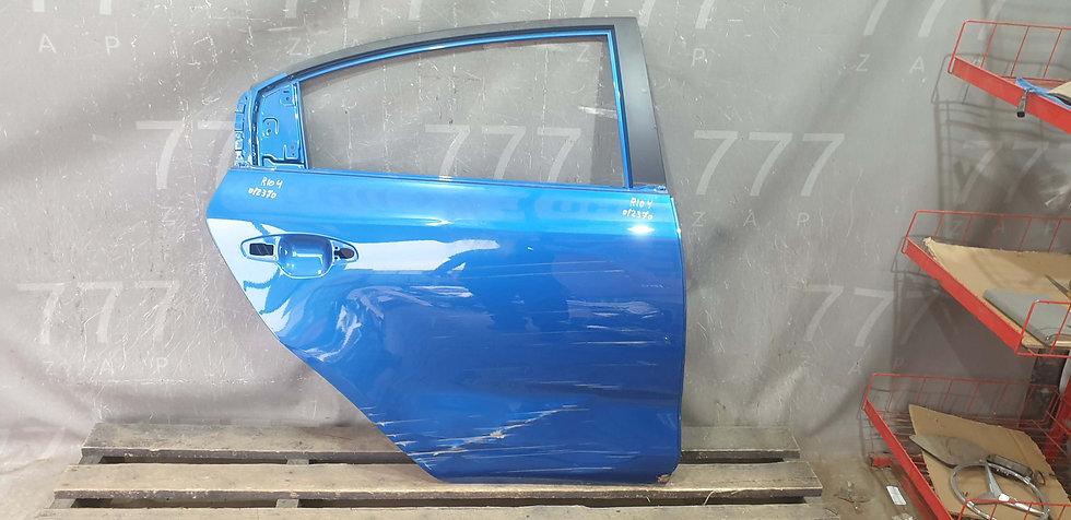 Kia Rio 4 (FB) 17- Дверь задняя правая Б/У Оригинал