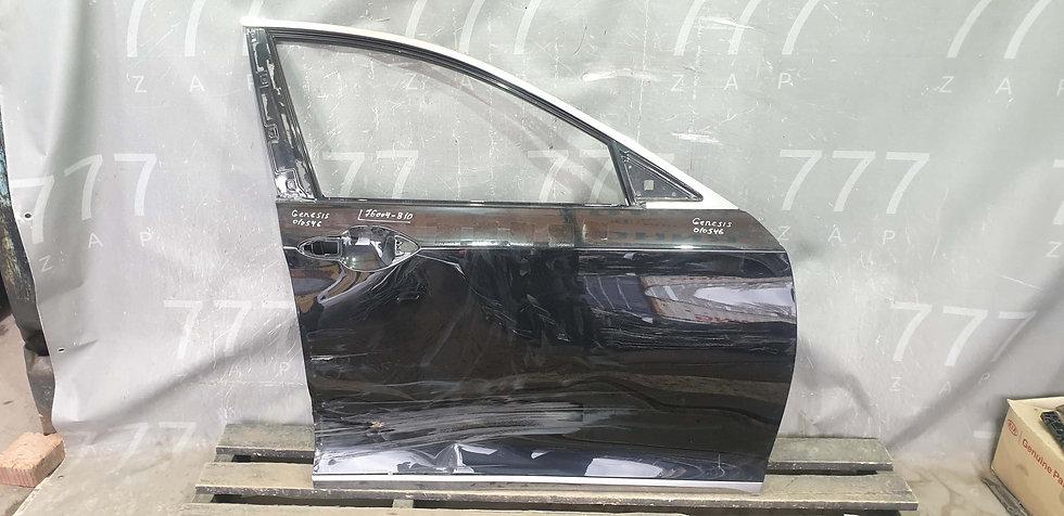 Hyundai Genesis Дверь передняя правая Б/у Оригинал