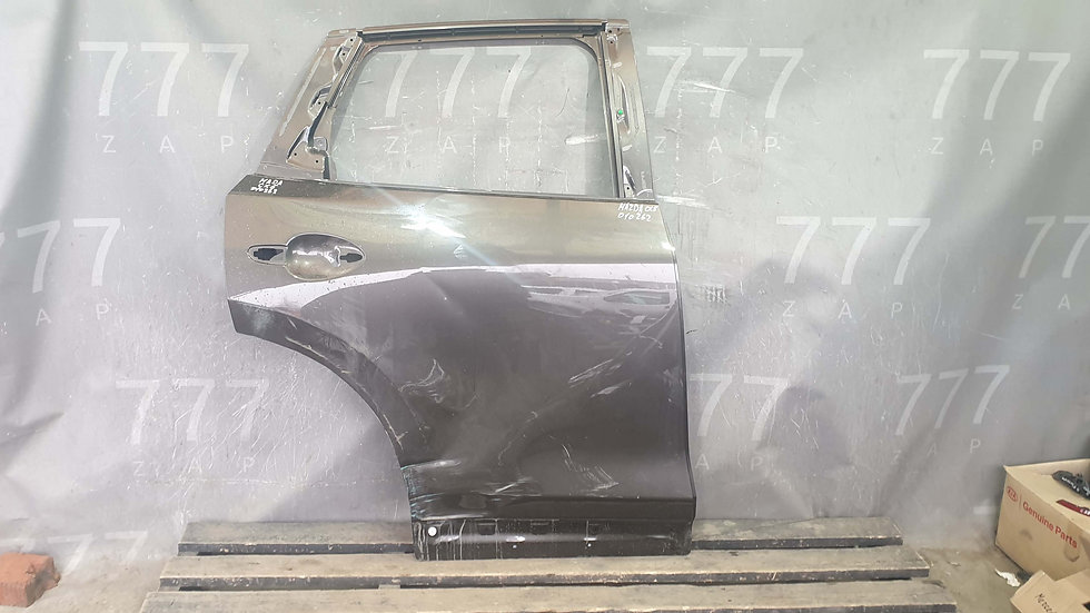 Mazda CX-5 2 17- Дверь задняя правая Б/у Оригинал