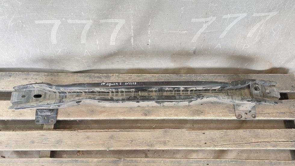 Volkswagen Tiguan 2 (16-) Усилитель заднего бампера Б/У Оригинал