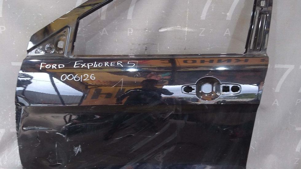Ford Explorer 5 (15г-) дверь передняя левая  Б/у Оригинал
