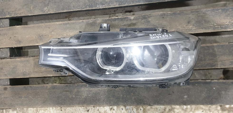 BMW 3 (F30) 11-16 Фара левая ксенон Б/у Оригинал