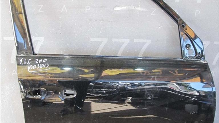 Toyota  Land Cruiser 200 (07-12г) Дверь передняя правая  Б/у Оригинал
