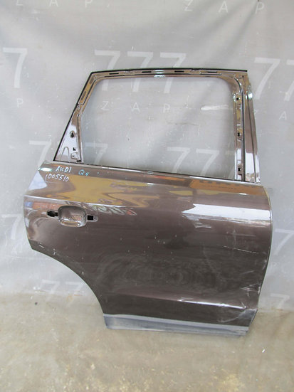 Audi Q5 (8R) 08-17 Дверь задняя правая Б/у Оригинал
