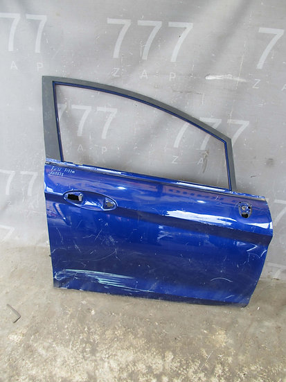 Ford Fiesta 6 Дверь передняя правая Б/у Оригинал