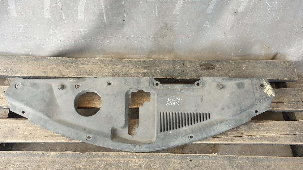 Acura RDX 2 Накладка замка капота Б/У Оригинал