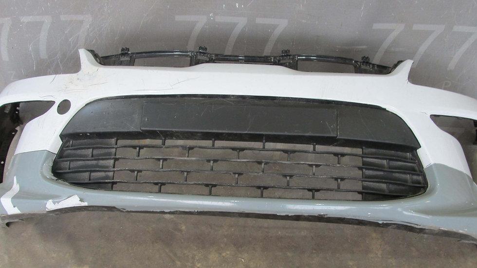 Kia Rio 4 (FB) 17- Бампер передний Б/у Оригинал