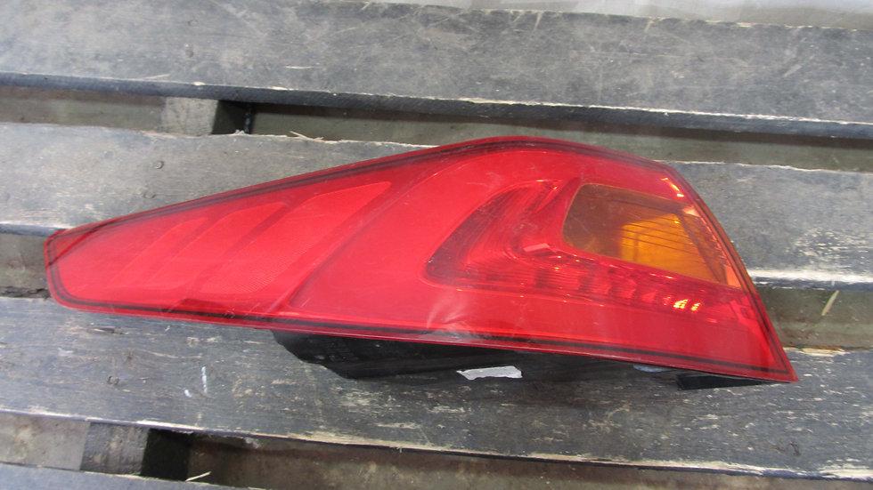 Kia Optima 3 (TF) 10-16 Фонарь задний левый внешний Б/у Оригинал