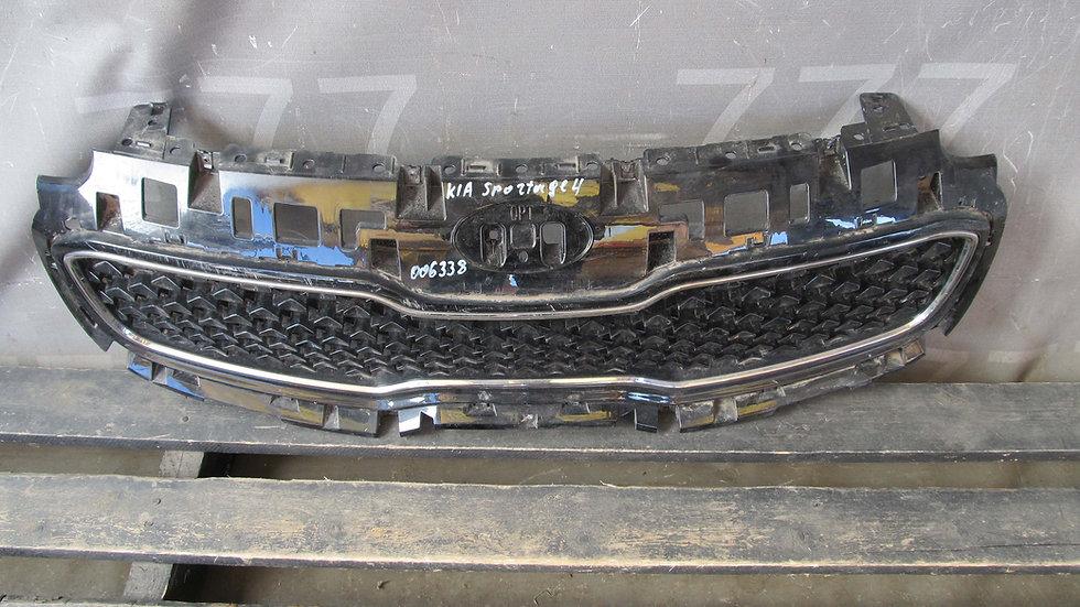 KIA Sportage 4 (QL) Решетка радиатора Б/у Оригинал