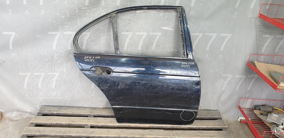 BMW 5-Series (E39) Дверь задняя правая Б/У Оригинал