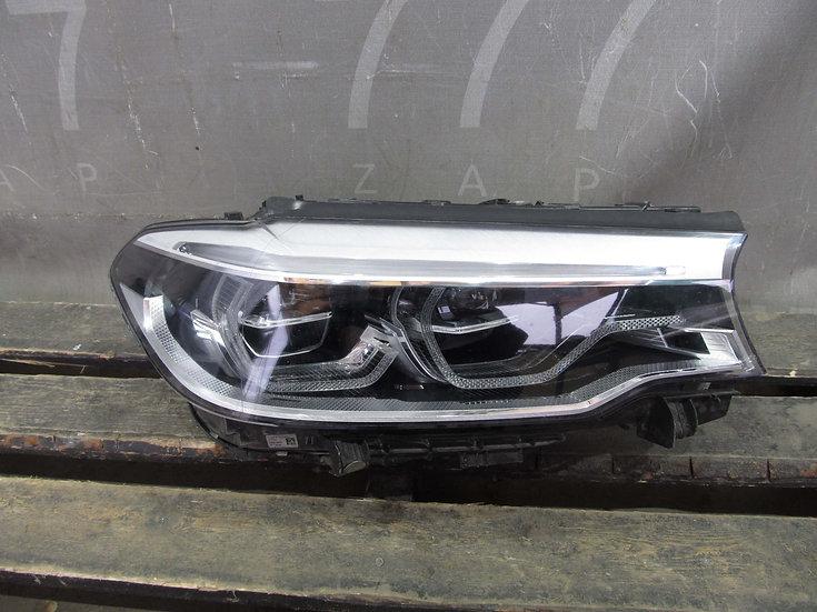 BMW 5-Series (G30) Фара правая Led Adaptive Б/у Оригинал