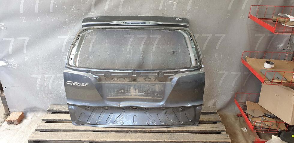 Honda CR-V 4 (RE, RM) 12-18 Крышка багажника Б/У Оригинал