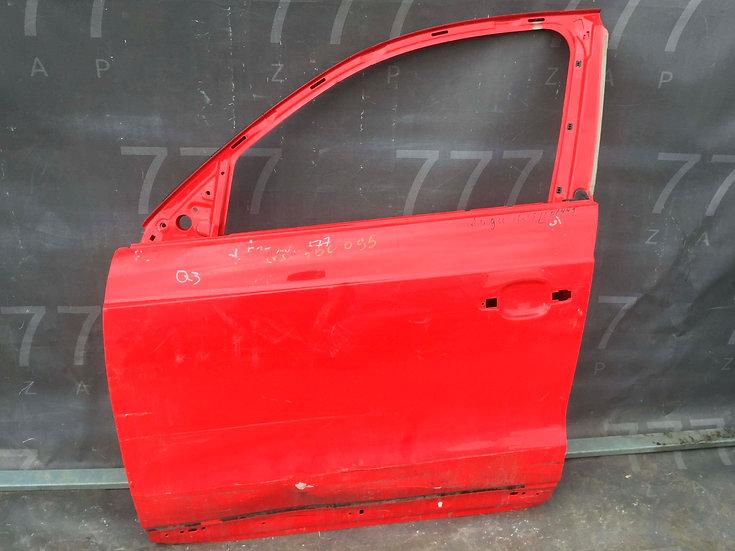 Audi Q3 1 (8U) Дверь передняя левая  Б/у Оригинал