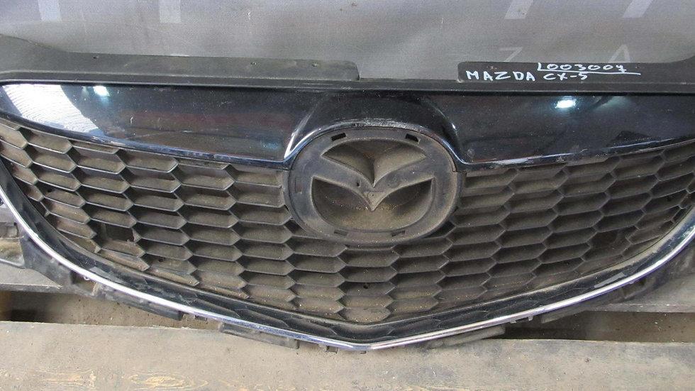 Mazda CX-5 1 (KE) Решетка радиатора  Б/у Оригинал