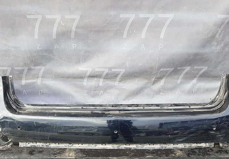 Hyundai Santa Fe 2 (CM) Бампер задний Б/у Оригинал