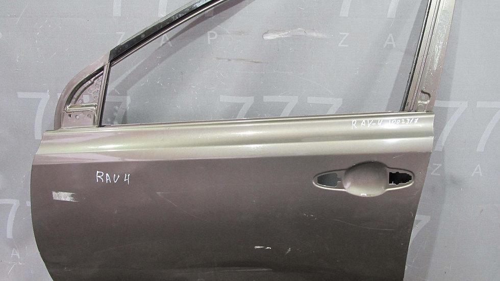 Toyota RAV4 IV (XA40) Дверь передняя левая  Б/у Оригинал