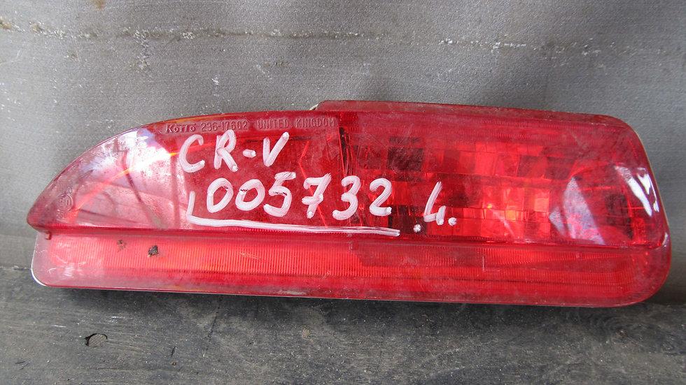 Honda CR-V 4 (12-15) ПТФ задний левый Б/у Оригинал