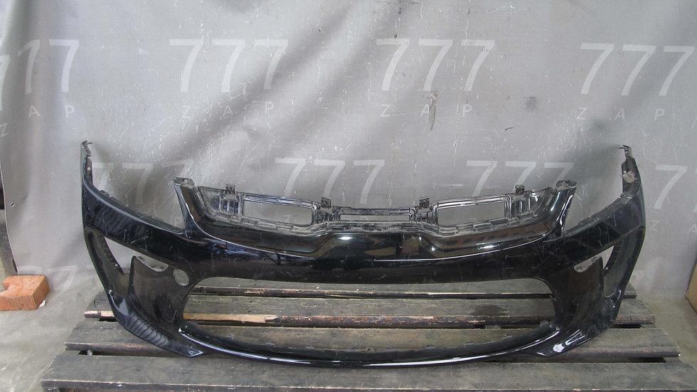 Kia Rio 4 (FB) 17г- Бампер передний Б/у Оригинал
