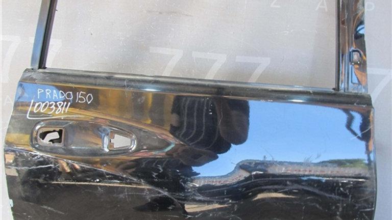 Toyota Land Cruiser Prado 150 (09-) Дверь задняя правая  Б/у Оригинал